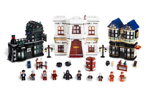 Lego 10217 - Harry Potter Winkelgasse