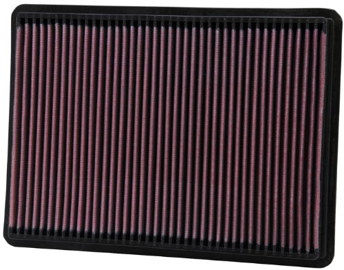 K&N 33-2233 High Performance Replacement Air Filter front-641369