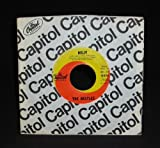 """THE BEATLES """"Help & I'm Down"""" 1965 Capitol 45 Record & Sleeve WEST COAST Pressing"""