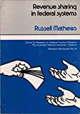 img - for Revenue Sharing in Federal Systems (Research Monographs) book / textbook / text book