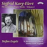 Complete Organ Works Vol 6