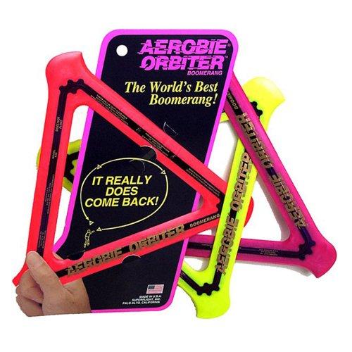 Aerobie Orbiter Boomerang that Really Comes Back - Buy Aerobie Orbiter Boomerang that Really Comes Back - Purchase Aerobie Orbiter Boomerang that Really Comes Back (Aerobie, Toys & Games,Categories,Activities & Amusements)