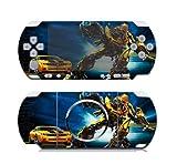 Transformers Vinyl Decal Skin Sticker for Sony PSP 3000