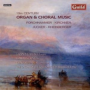 Swiss & German Church Music