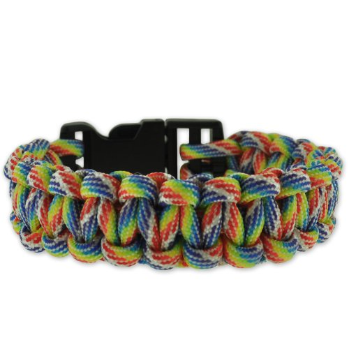 Colored Paracord Buckles