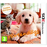 Nintendogs + Cats - Golden Retriever + New Friends (Nintendo 3DS)by Nintendo