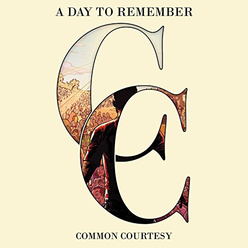 Common Courtesy (Limited Edition, Colored Vinyl, Blue)