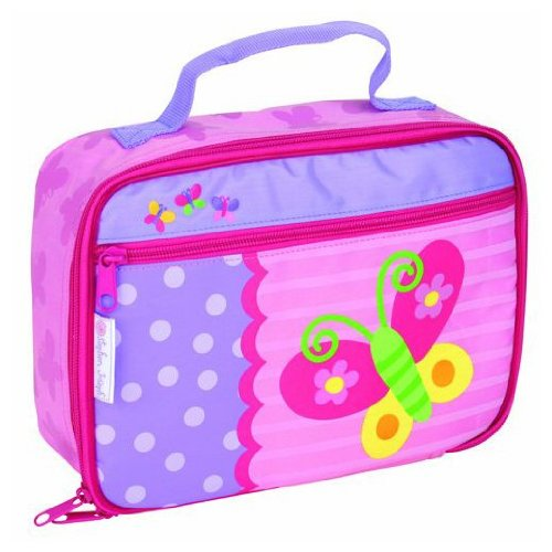 Stephen Joseph Lunch Box, Butterfly - 1