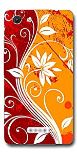 Micromax Q372 Unite 3 Back Cover/Designer Back Cover For Micromax Q372 Unite 3