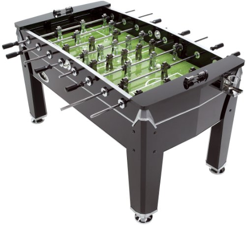 Mightymast Viper Table Football - Black