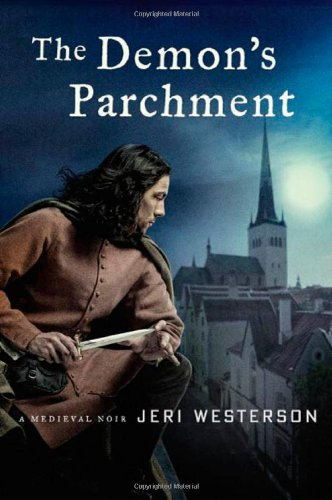 Image of The Demon's Parchment: A Medieval Noir (The Crispin Guest Novels)