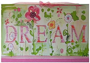 Colleen Karis Designs Dream Canvas Wall Art Amazon Co Uk