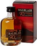 Balblair 1990 Highland Single Malt Scotch Whisky 5 cl (Case of 3)