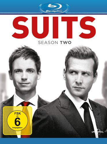 Suits - Season 2 [Blu-ray]
