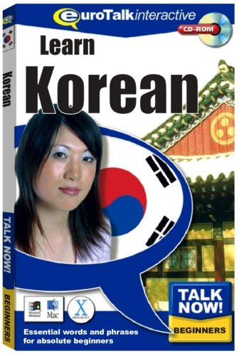 Talk Now! Learn Korean (PC/Mac)