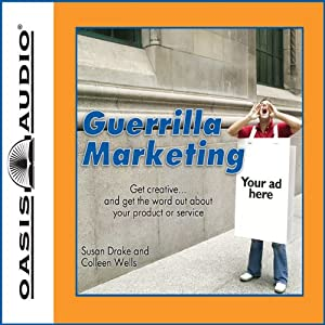The Complete Idiot's Guide to Guerilla Marketing Audiobook