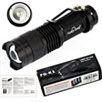 AFUNTA 7W 300lm Mini Flashlight CREE...