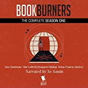 Bookburners Season One (16 Book Series) | Max Gladstone, Margaret Dunlap, Mur Lafferty, Brian Francis Slattery