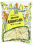 Health Best Almonds Slivered, 6-Ounce Packages (Pack of 12)