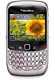 BlackBerry Curve 8520 Pink WiFi Keyboard GSM QuadBand Bar Cell Phone