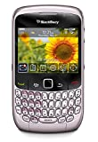BlackBerry Curve Gemini 8520 Unlocked Phone with 2MP Camera, Bluetooth and Wi-Fi - Pink