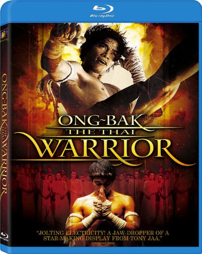 Cover art for  Ong-Bak: The Thai Warrior [Blu-ray]