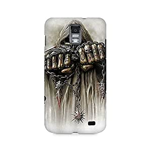 Mobicture Transformers Premium Printed Case For Samsung S2 I9100/9108