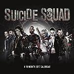 Suicide Squad 2017 Wall Calendar