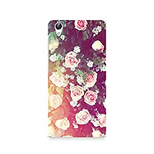 TAZindia Designer Printed Hard Back Case Cover For Vivo Y51L