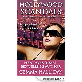Hollywood Scandals: Hollywood Headlines Series, Book 1