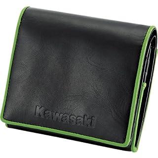 カワサキ KAWASAKI 純正 2つ折財布 カワサキウォレットX J7007-0037