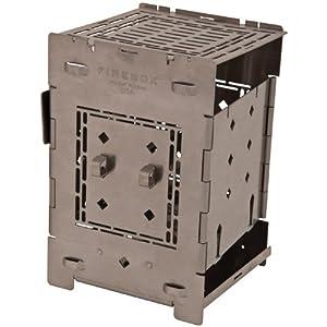 Firebox Folding Stove 5