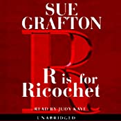 R is for Ricochet: A Kinsey Millhone Mystery | Sue Grafton