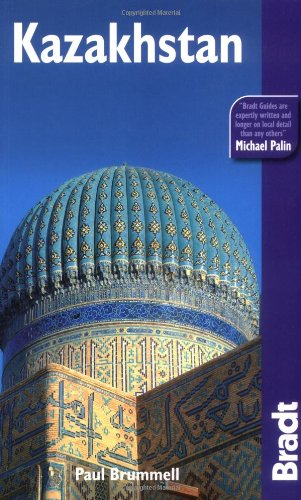 Kazakhstan (Bradt Travel Guide)
