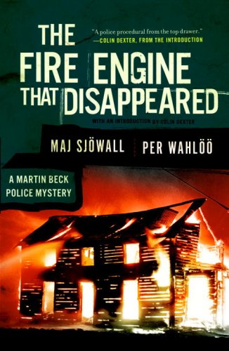 The Fire Engine that Disappeared (Vintage)