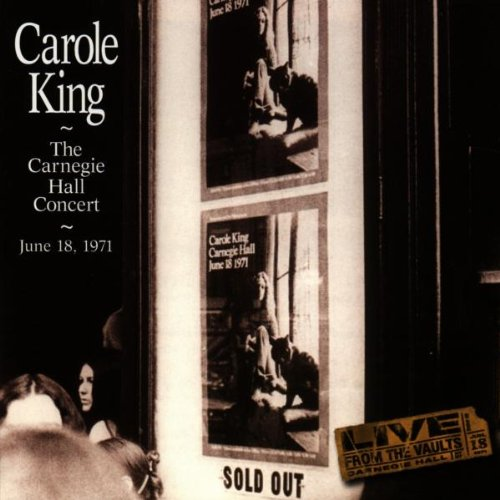 Carnegie Hall Concert by Carole King