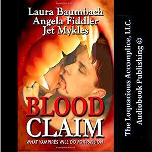 Blood Claim Audiobook