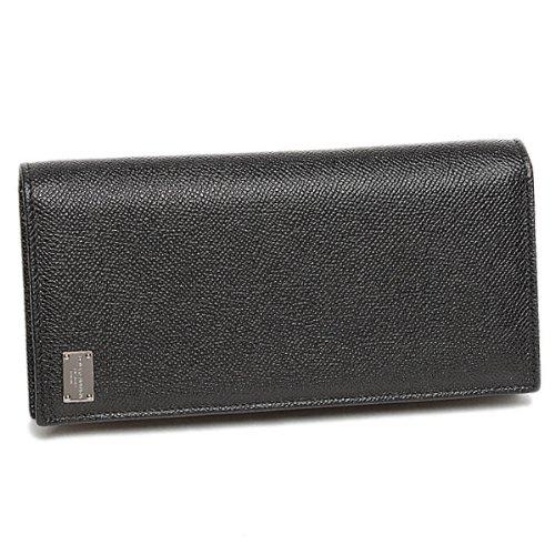 ドルチェアンドガッバーナ 財布 DOLCE&GABBANA BP1670 A1001 80999 長財布 ブラック[並行輸入品]