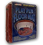 """Marshall Ferret Small Animal Playpen Mat/Cover 11 18""""-Panel, Colors Vary"""