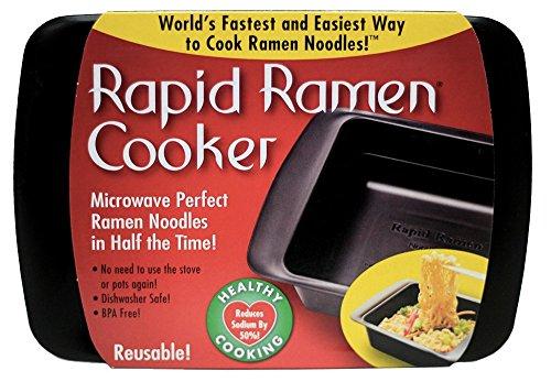 17 Year Old Boy Rapid Ramen Cooker