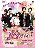 マジで君に恋してる<台湾オリジナル放送版> DVD-BOX1