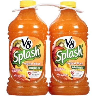 V8 Splash Tropical Blend - 2/64 Oz