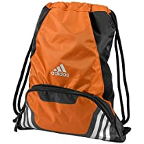adidas Team Speed II Sackpack, Team Orange, 19 x 14.75 x 2-Inch