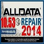 Fit Win7 Win8 2014 Alldata 10.53+2013...