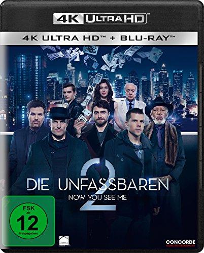 Die Unfassbaren 2 (4K Ultra HD) (+ Blu-ray)