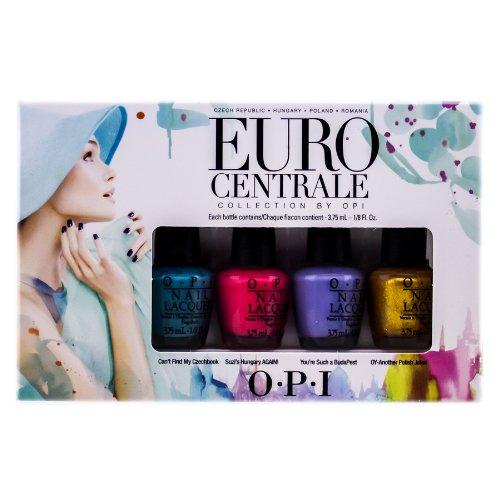 Opi Euro Centrale Euro Minis Set 4 Mini Spring 2013