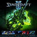 Starcraft II 2011 Calendarby Inc. Blizzard...