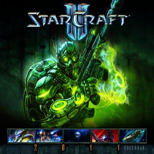 StarCraft II 2011 Wall Calendar (Calendar)