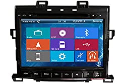 See Crusade Car DVD Player for Toyota Alphard 2007- Support 3g,1080p,iphone 6s/5s,external Mic,usb/sd/gps/fm/am Radio 9 Inch Hd Touch Screen Stereo Navigation System+ Reverse Car Rear Camara + Free Map Details
