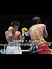 坂田健史×山口真吾(2008) WBA世界フライ級タイトルマッチ